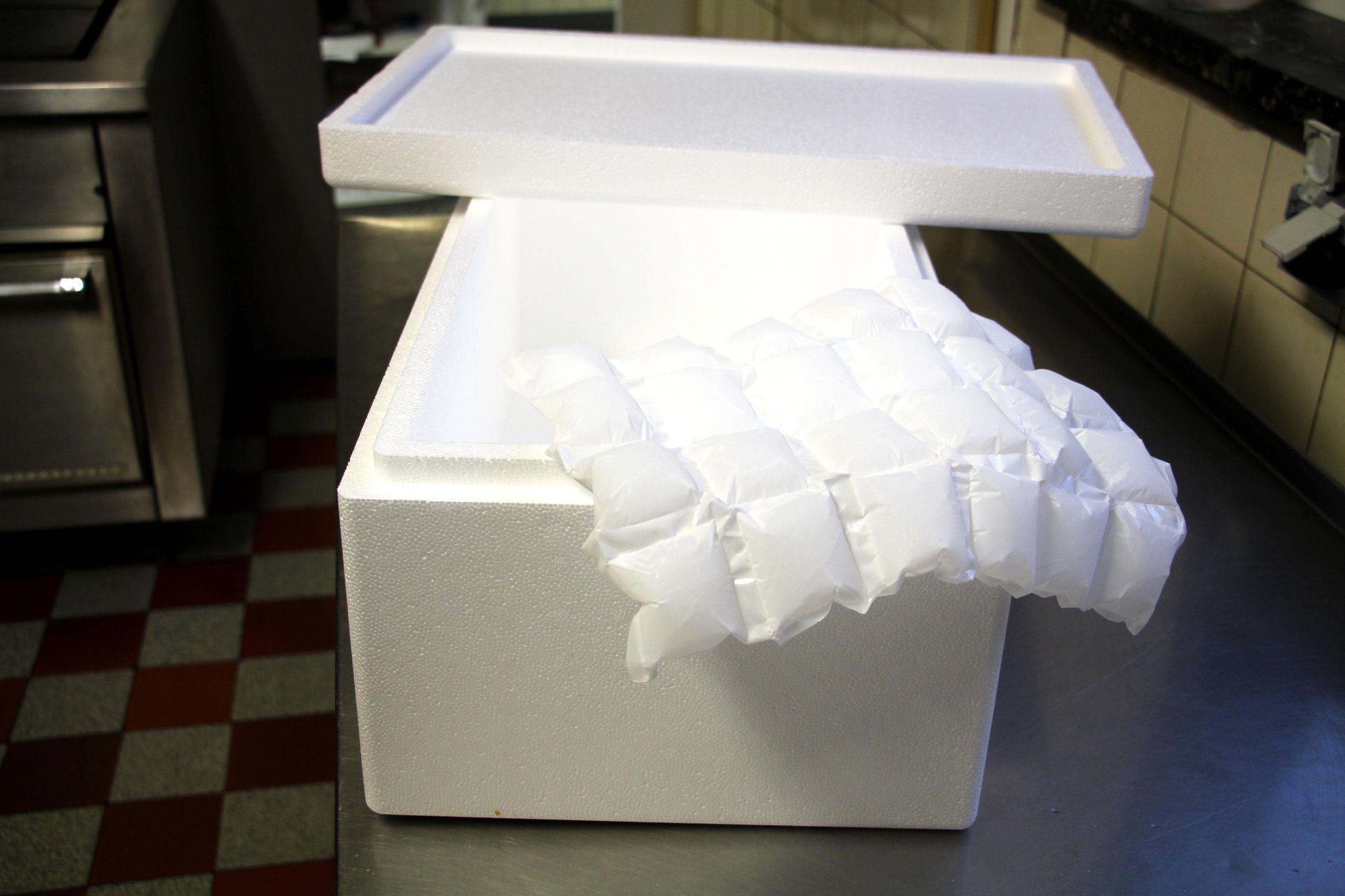 Wir versenden unsere Waren in speziellen Versandverpackungen